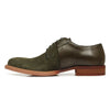 Tran Two Tone Derby Green