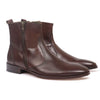 Tristan Brown Ankle Boot