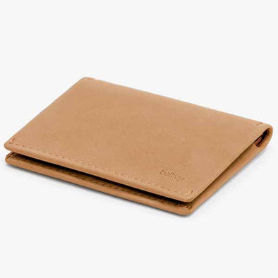 Slim Sleeve Wallet - Tan