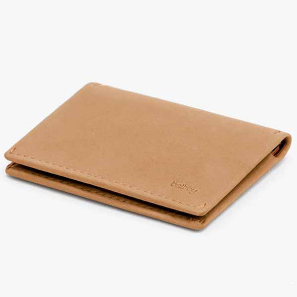 Slim Sleeve Wallet - Tan - Gingers & Providence