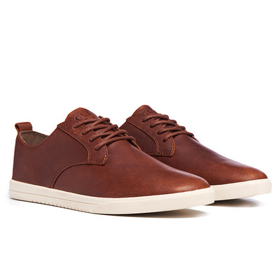 Ellington - Chestnut Oiled Leather - Gingers & Providence