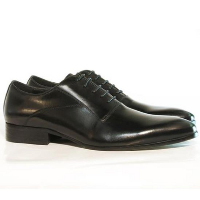 Capri 3 Leather Oxford - Black