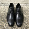 Dylan Leather Derby - Black - Gingers & Providence