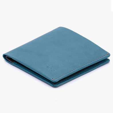 Note Sleeve Wallet - Artic Blue
