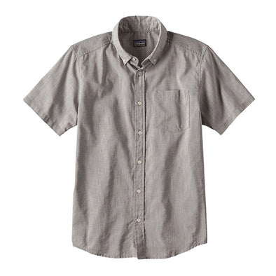 Lightweight Bluffside Shirt Grey Feather Chambray - Gingers & Providence