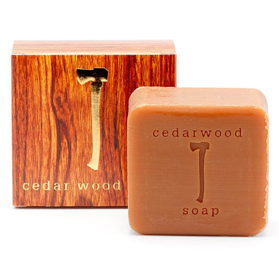 Cedar Wood Soap - Gingers & Providence