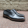 Phillips Lace Up Derby Black - Gingers & Providence