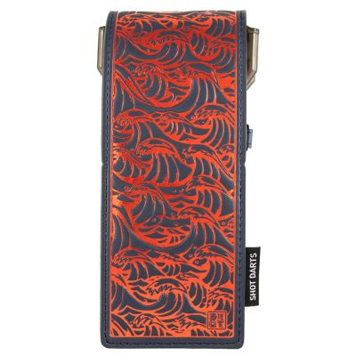 SHOT INSIGNIA DART CASE - RONIN DARK BLUE