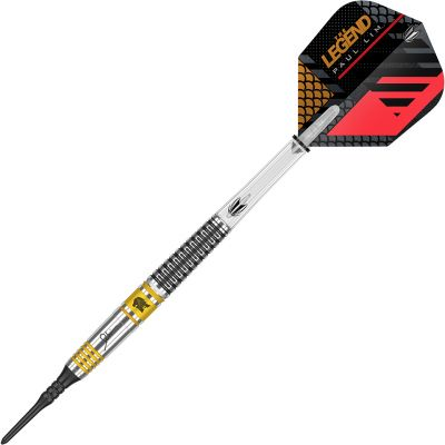 TARGET THE LEGEND PAUL LIM G3 SOFT TIP DARTS - 20GM