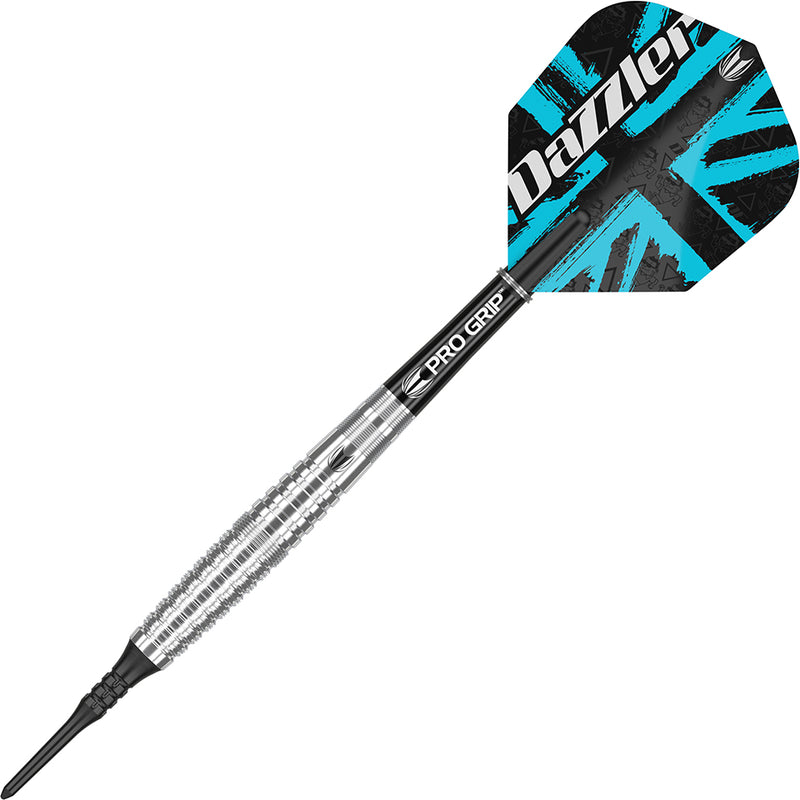 TARGET PRO PLAYER SOFT TIP DARTS - DARRYL FITTON G2 20GM