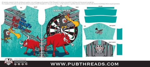 BulZard's Fundraiser Tournament Jersey
