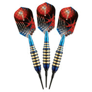 Viper Atomic Bee Blue Soft Tip Darts 16