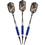 Viper Sure Grip Blue Soft Tip Darts 18