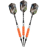 Viper Sure Grip Orange Soft Tip Darts 16