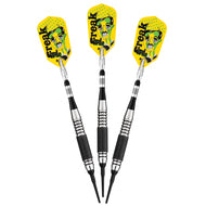 Viper The Freak Soft Tip Darts Knurled and Grooved Barrel 18