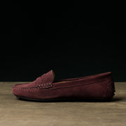 Mask Drivers in Burgundy