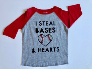 I Steal Bases & Hearts