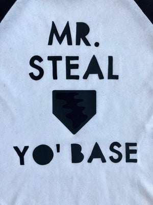 Mr. Steal Yo' Base