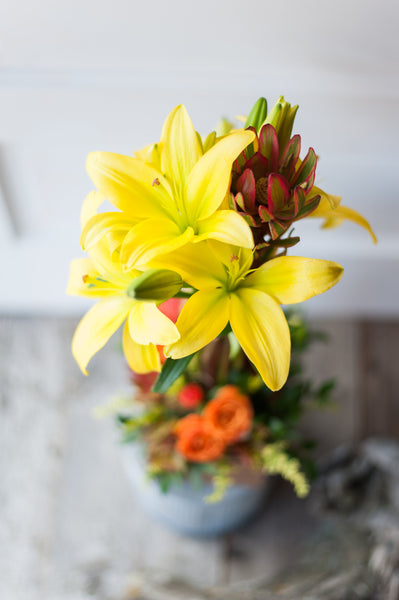 Lilly Arrangement