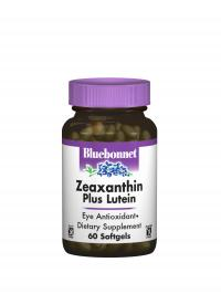 Zeaxanthin Plus Lutein-Eye Health-Bluebonnet-Connor Health Foods