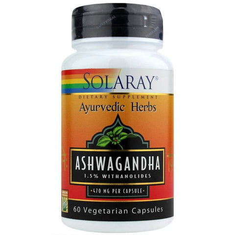 Ashwagandha-Soloray-Connor Health Foods