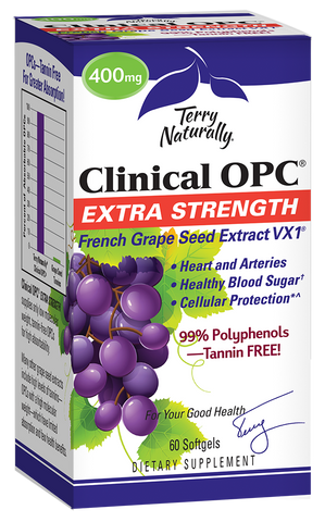 Clinical OPC 400mg - Extra Strength