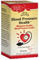 Blood Pressure Health-Blood Pressure-Terry Naturally-Connor Health Foods