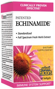 Echinamide-Natural Factors-Connor Health Foods