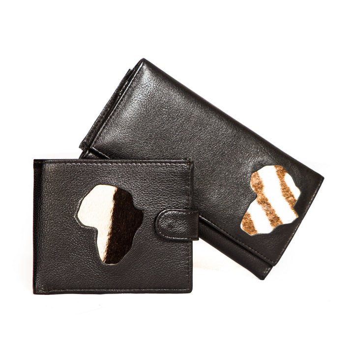 His & Hers African Wallets