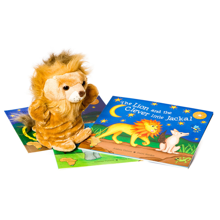 Puppet Stories Lion