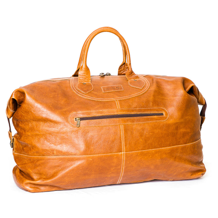 Leather Traveller Bag Large