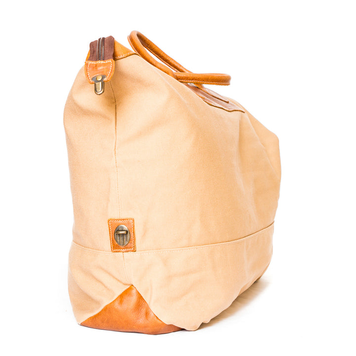 Canvas Traveller Bag Large