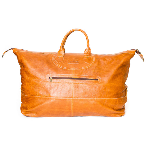 Leather Traveller Bag Medium