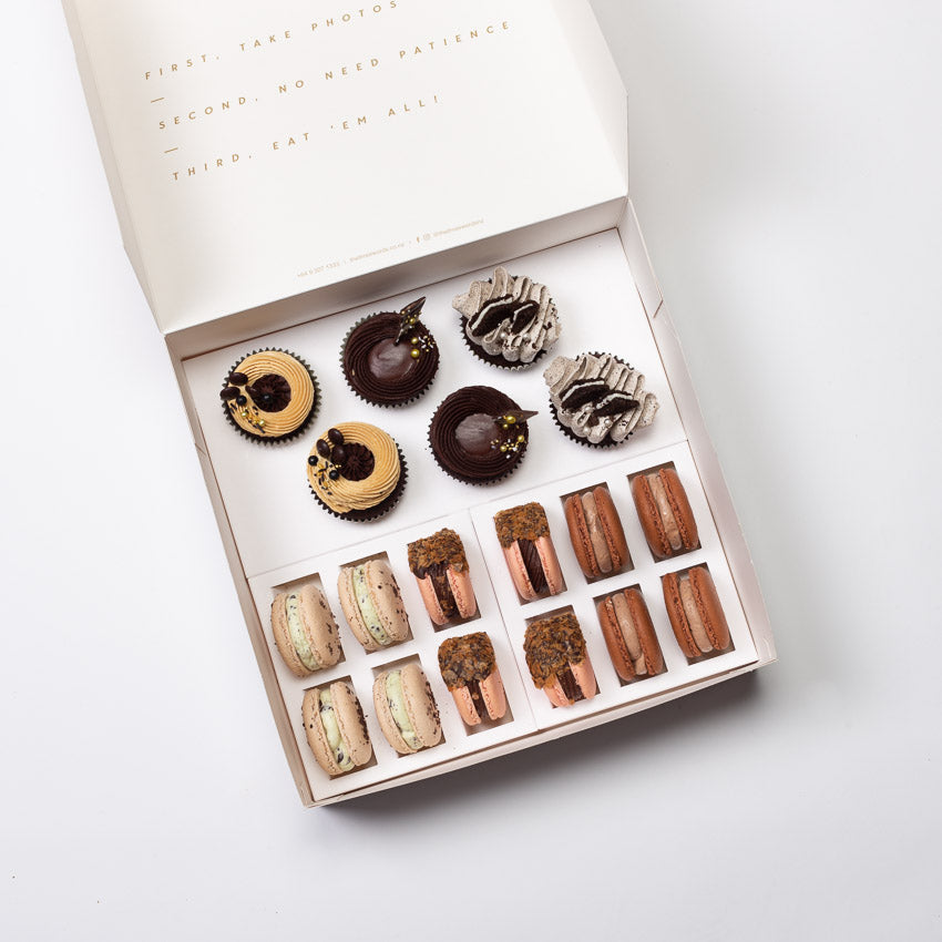 CHOCOLATE FLAVOURS PARTY PACK