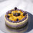 PASSIONFRUIT & BLUEBERRY RAW CAKE (V, GF, DF & RSF)
