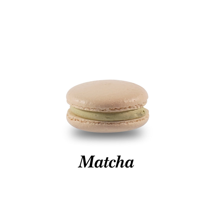 Choose your favourite 6 Macarons