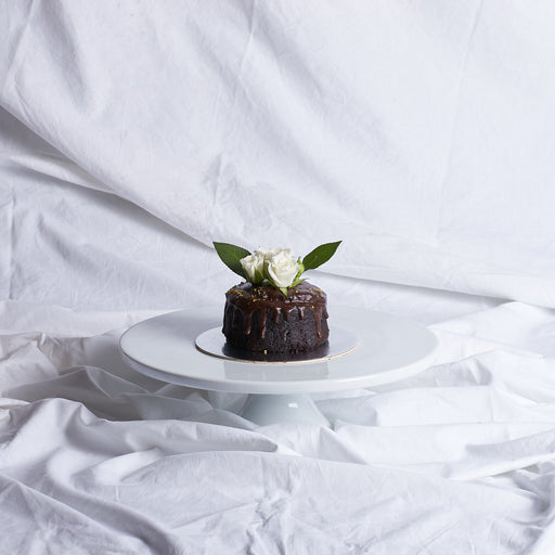 Vegan Chocolate Cake (V, GF & DF)