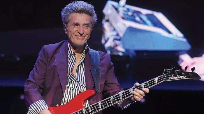 Ross Valory, Bass Player & Co-Founder of Journey