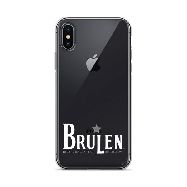 BRULEN™ Official iPhone Case - White Logo