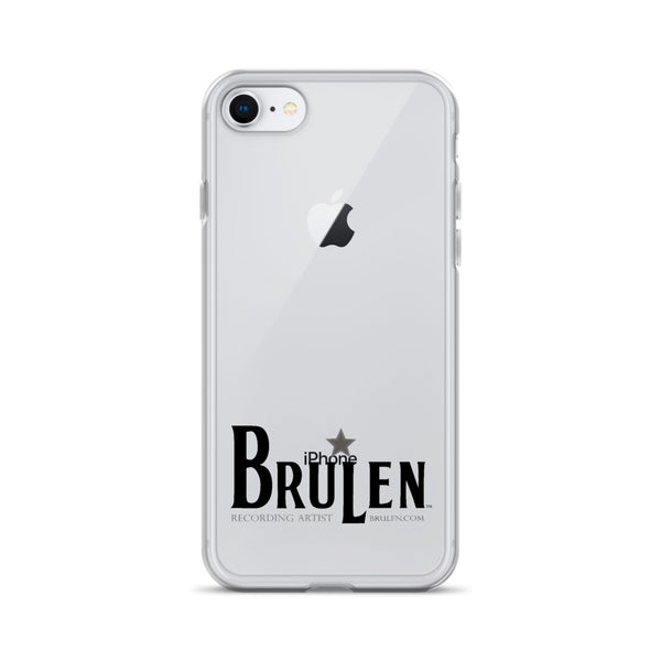 BRULEN™ Official iPhone Case - Black Logo