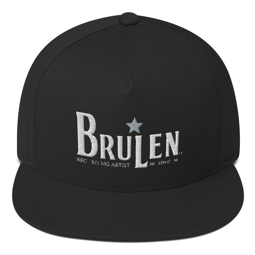 BRULEN™ Official Flat Bill Cap