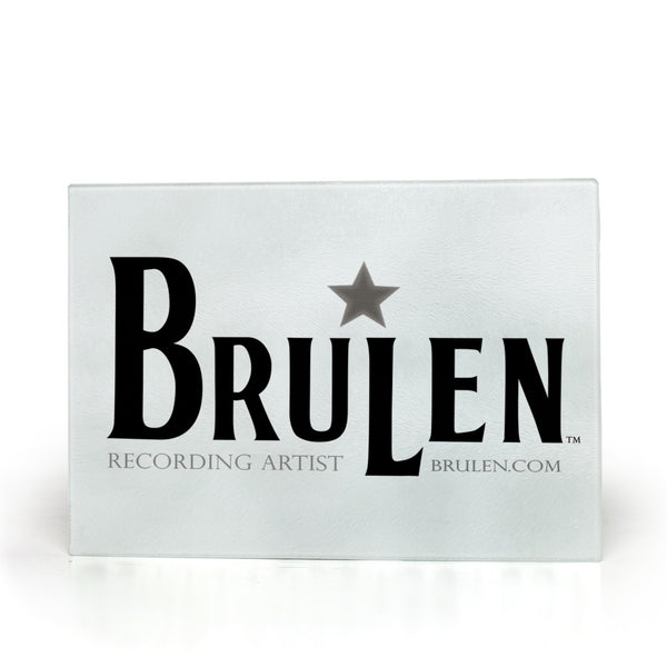 BRULEN™ Official Glass Cutting Board