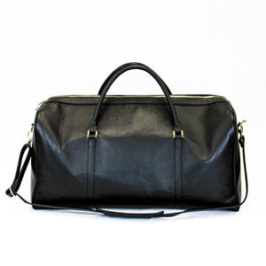 Giovanna Barrios Leather Duffel Bag