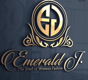 Emerald Jay Fashion Logo