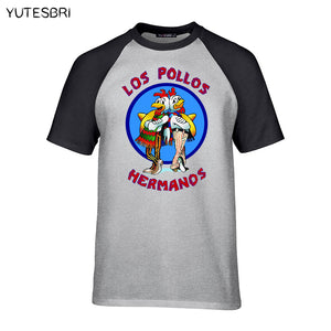 Los Pollos Hermanos T-shirt inspired by Breaking Bad