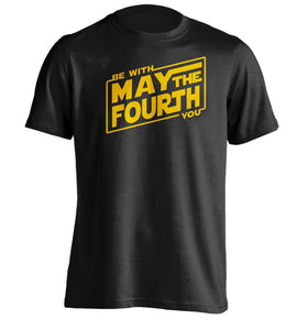 May the 4th Be with you tshirt