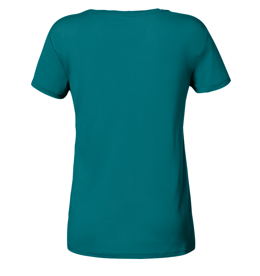 Bouldern - Ladies Organic Shirt