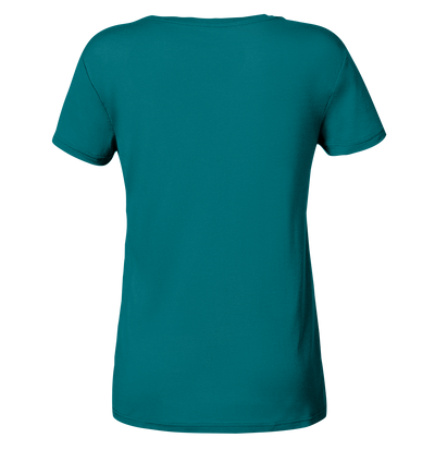 Klettern - Ladies Organic Shirt