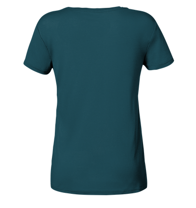 Ja, 200 km - Ladies Organic Shirt