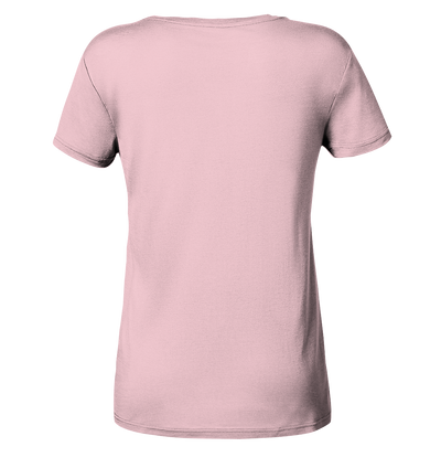 The Mobile Device That Charges You - Ladies Organic Shirt